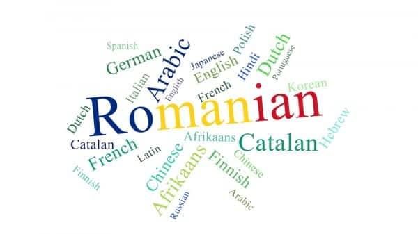 Latin Dillerinin En Zoru: Romence