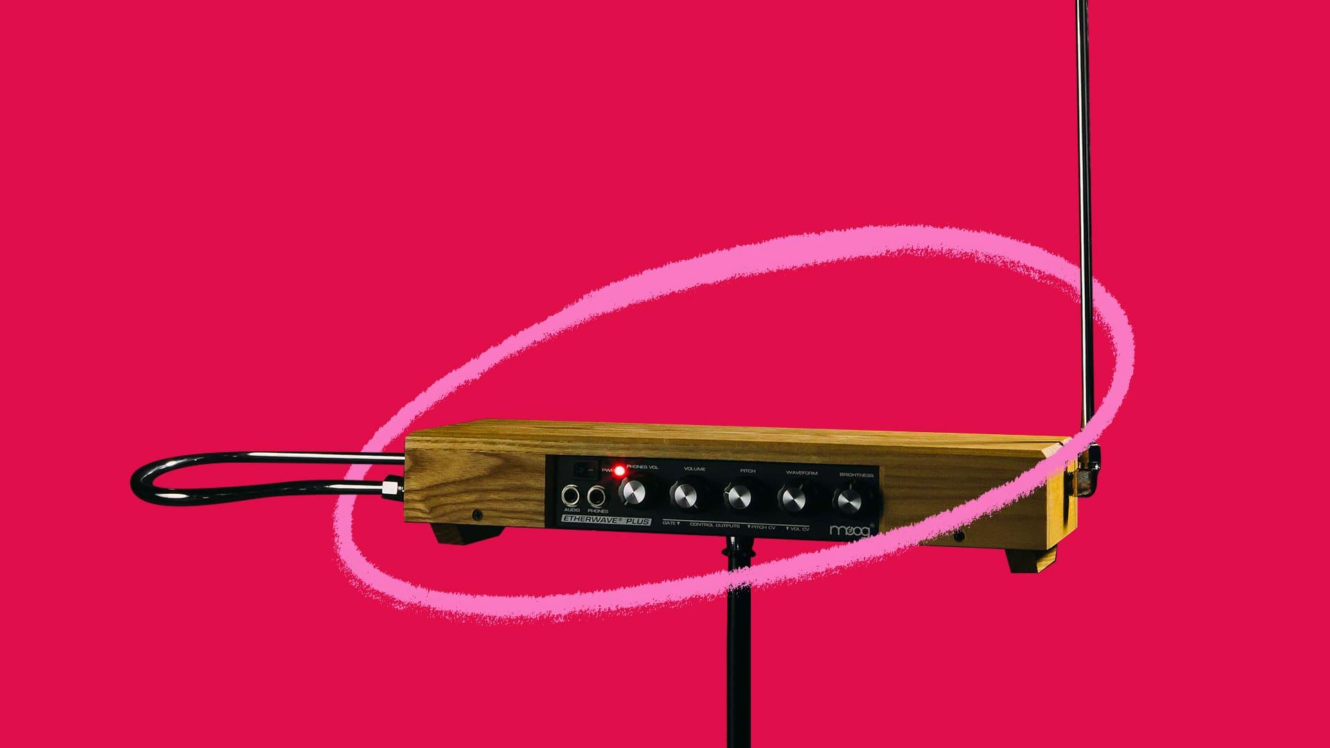 Hiç Dokunmadan Bir Müzik Aleti Çalınabilir Mi