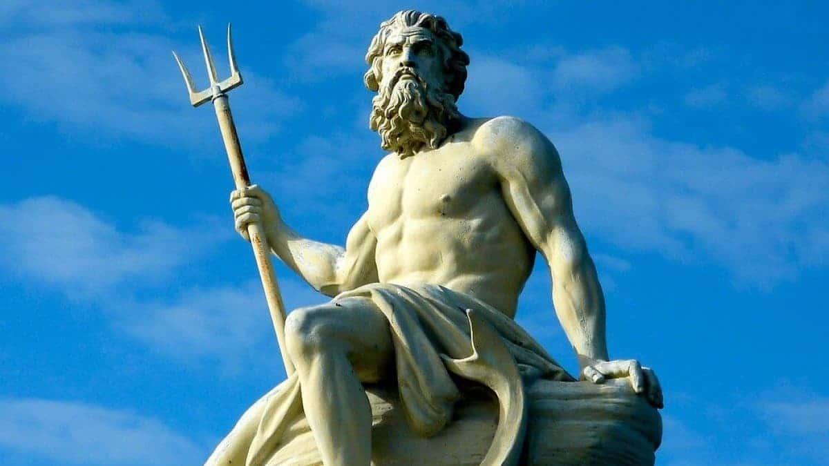 Poseidon Tasviri
