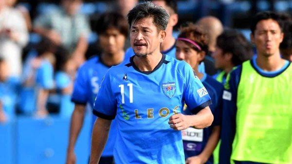 En Yaşlı Futbolcu Kazuyoshi Miura Kimdir