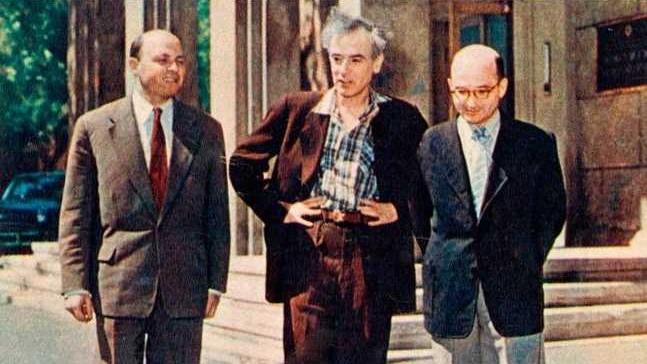 Isaak Khalatnikov atom bombası