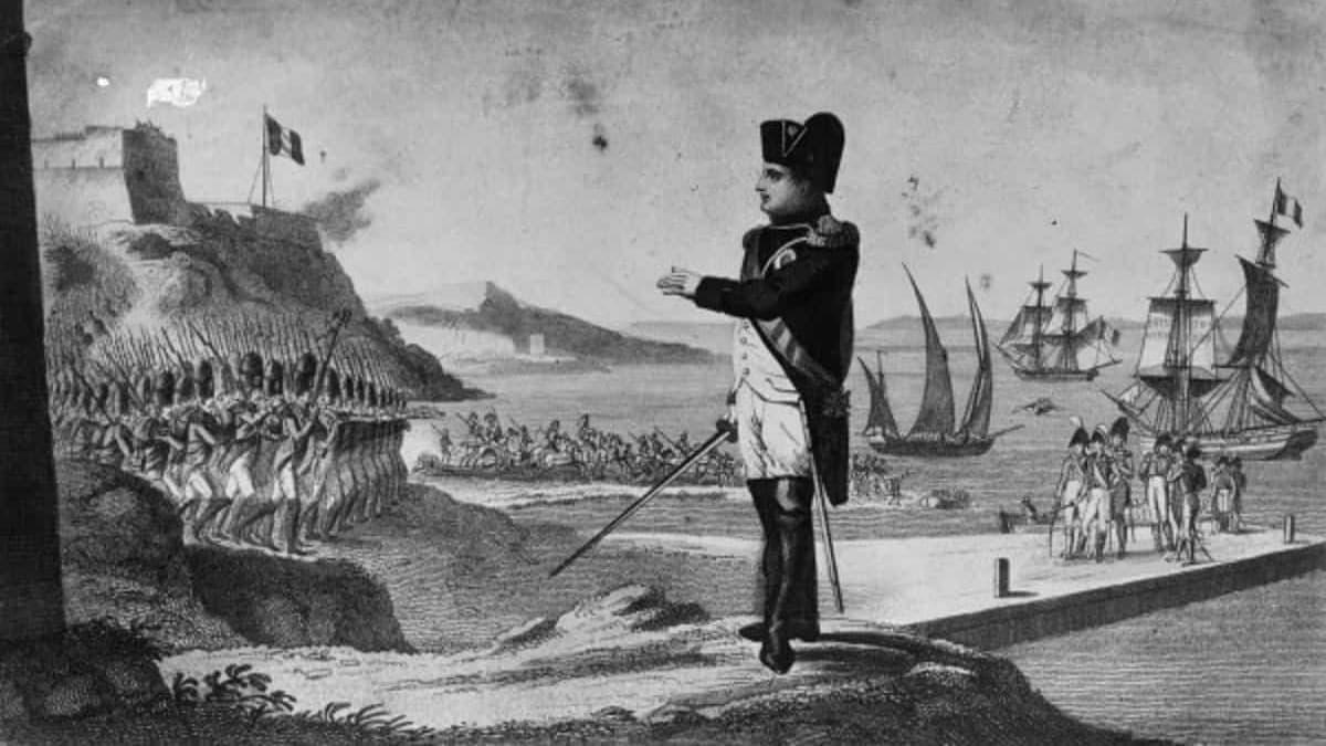 Napolyon gerçekten kısa mıydı