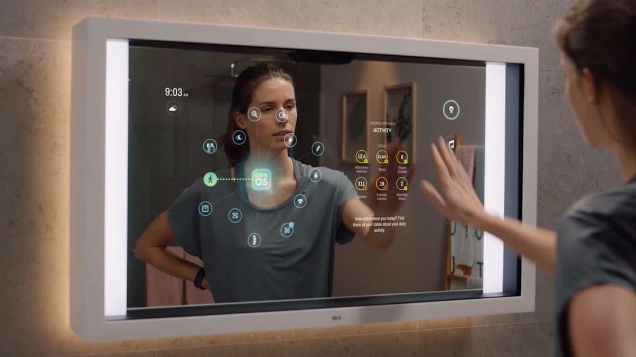 Raspberry Pi 3 ile Akıllı Ayna Teknolojisi