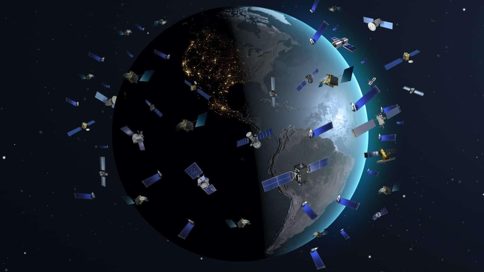 SpaceX, 42.000 Starlink Uydusunu Fırlatabilir