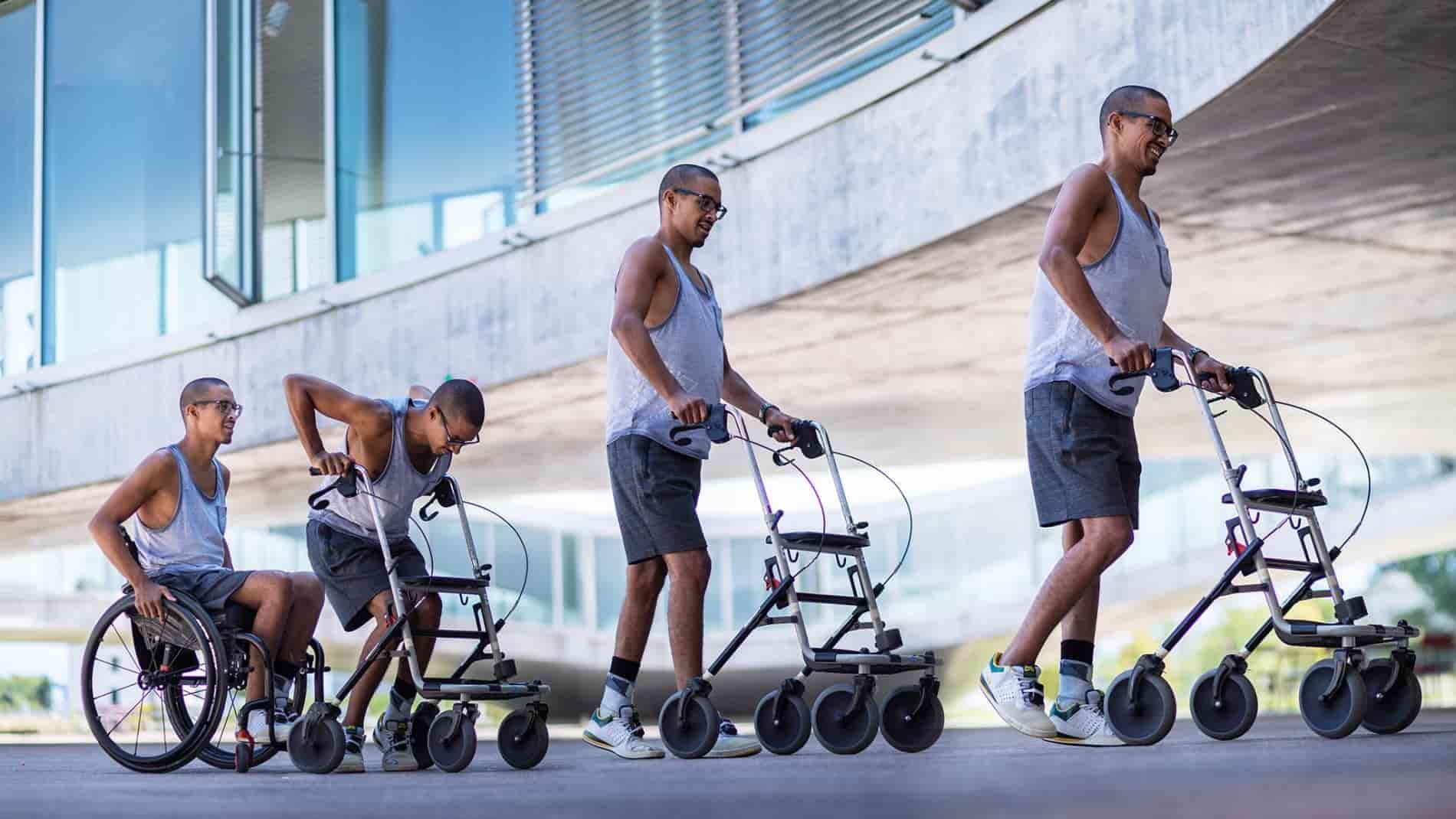 Yeni Terapi Omurilik Felçli Hastalar Yürüyebilir