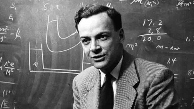 Richard Feynman Kimdir?