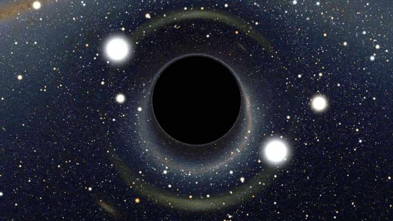 Analog Kara Delikler Doğası Gereği Geri Tepkili Sistemler