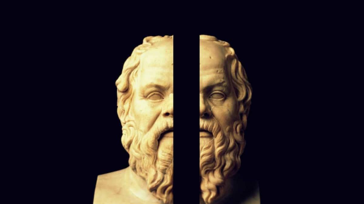 Hangisi gerçek Sokrates