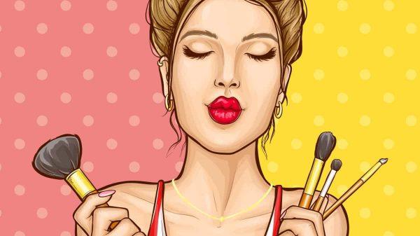 Popüler Kültürde Makyaj Yapma Sanatı