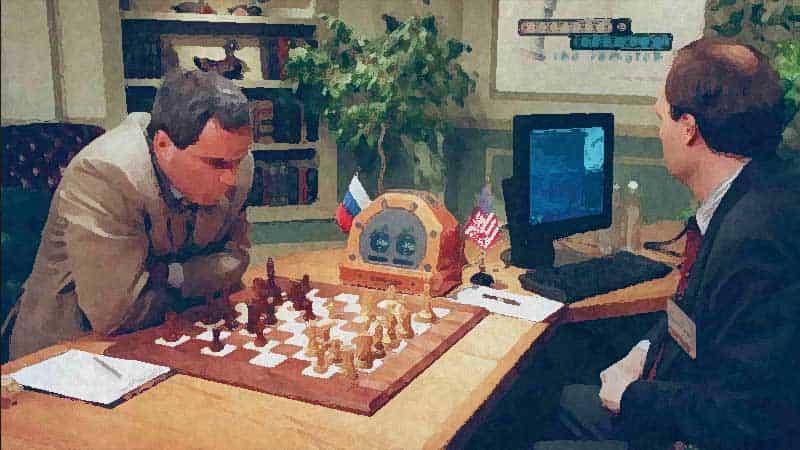 kasparov satranç