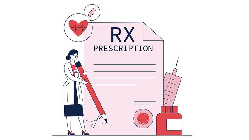 doktorların kötü yazı yazması