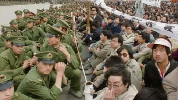 Tiananmen Meydanı protestoları