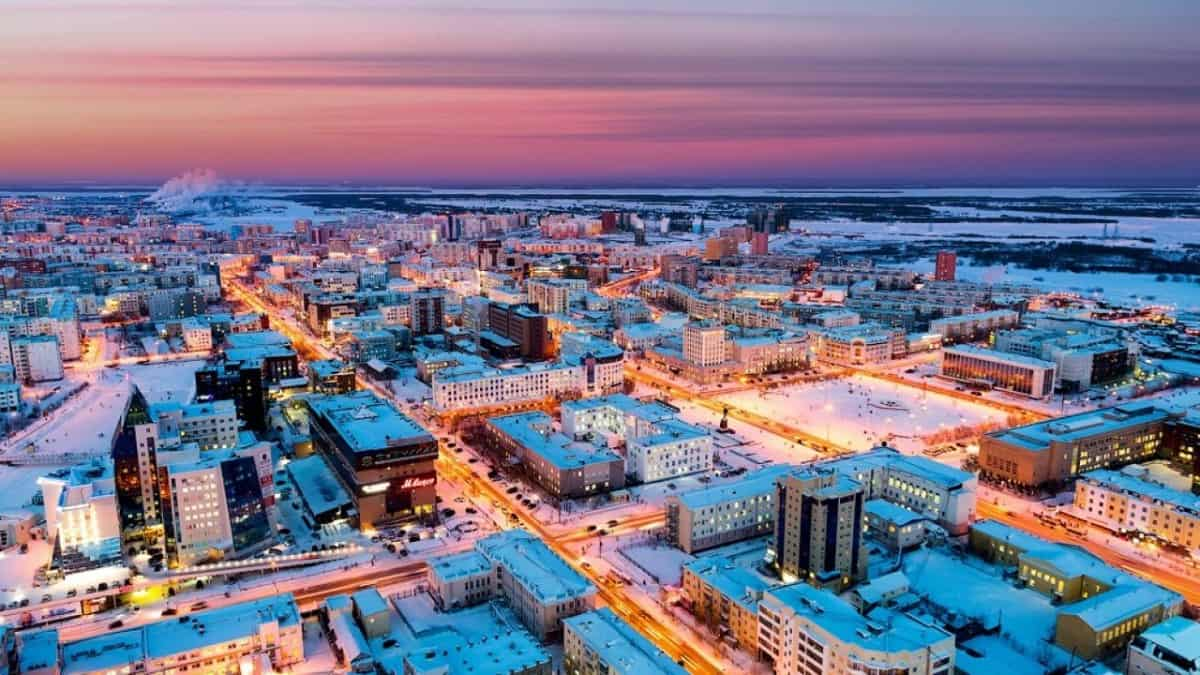 Dünyanın En Soğuk Şehri ( Yakutsk