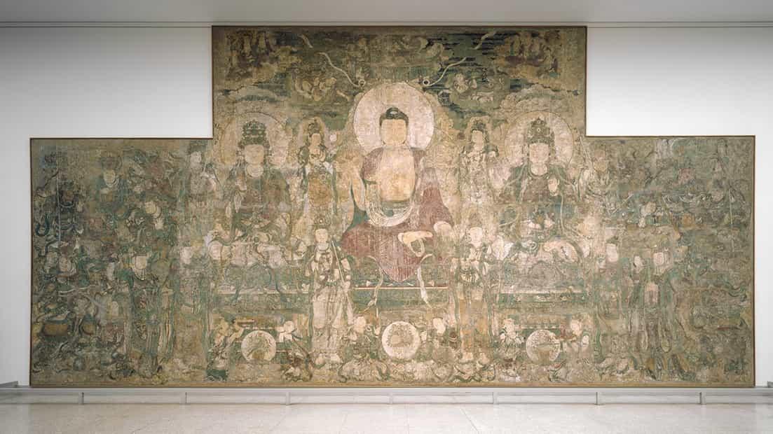 Metropolitan Müzesi'ndeki Eserler
