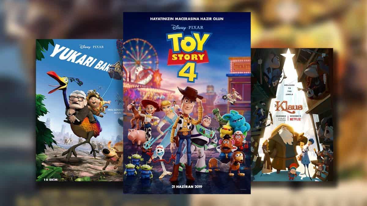 Mutlaka İzlemeniz Gereken 15 Animasyon Filmi