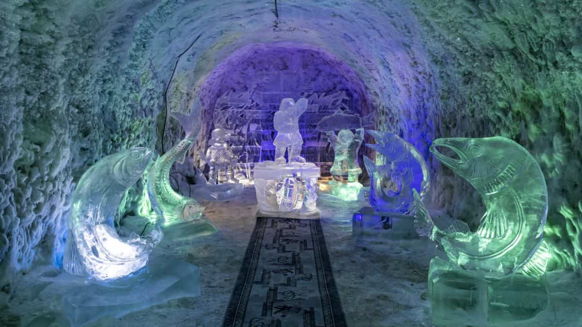 Yakutsk Buz Müzesi