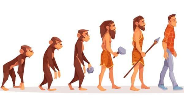 İnsanlar Maymundan mı Evrimleşti