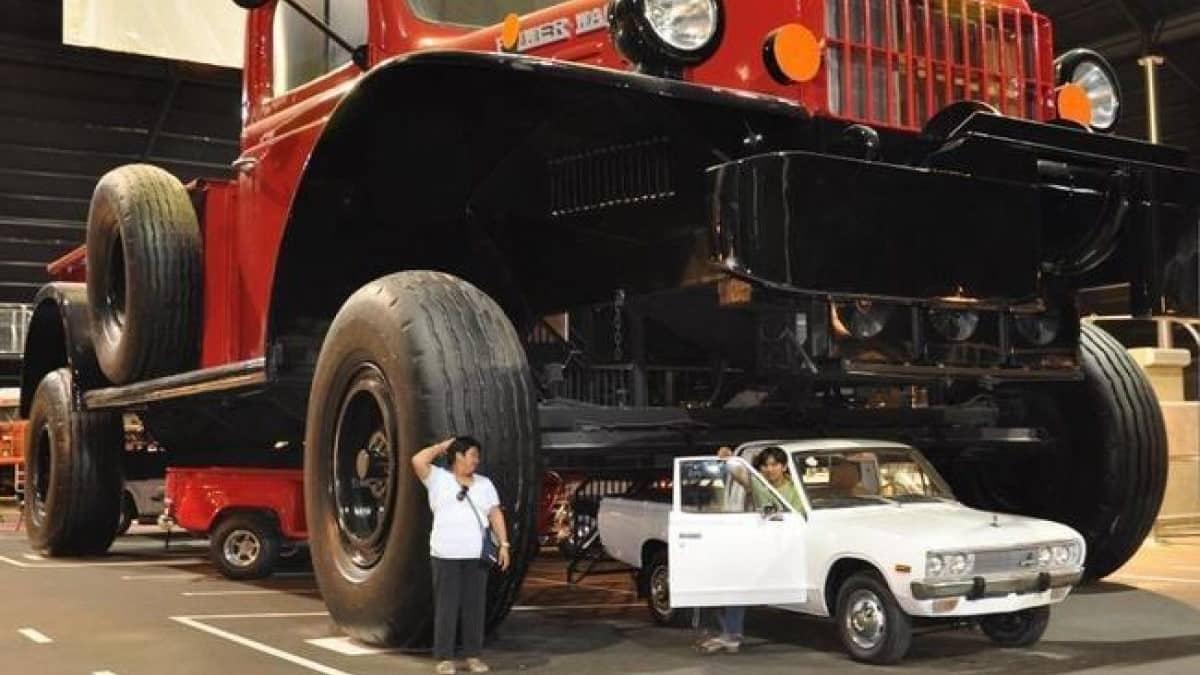 dünyanın en büyük arabası