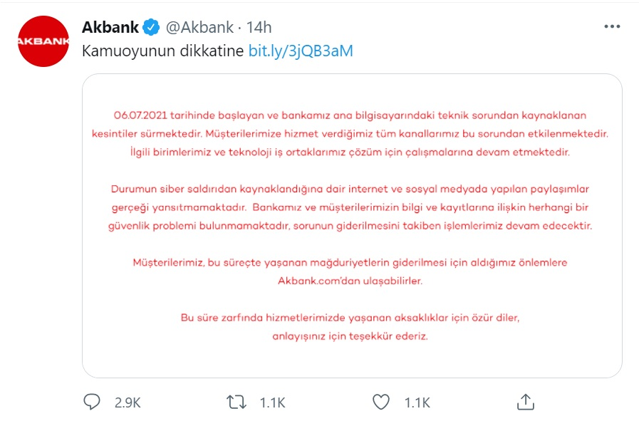 AkBank neden çöktü