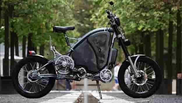 eRockit's Electric Assist Bike