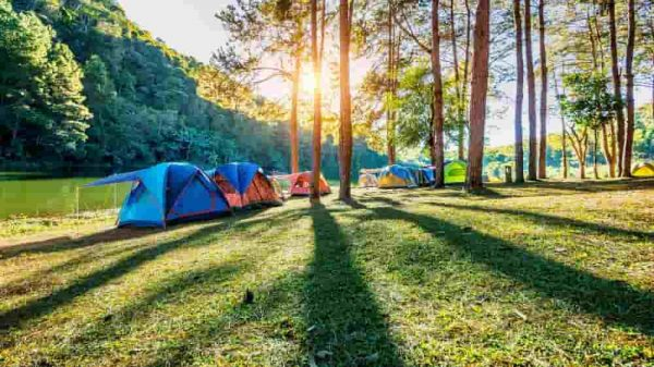 kıyı köy en iyi kamp alanları